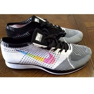 Nike Air Fly Knit Racer Pride Be True